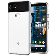 Spigen Liquid Crystal Clear Google Pixel 2 XL - Kryt na mobil