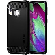 Spigen Rugged Armor Black Samsung Galaxy A40