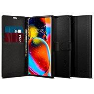 Spigen Wallet S Black Samsung Galaxy Note10 - Kryt na mobil