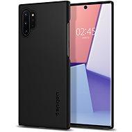 Spigen Thin Fit Black Samsung Galaxy Note10+ - Kryt na mobil