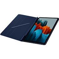 Samsung ochranné pouzdro pro Galaxy Tab S7 modré - Pouzdro na tablet