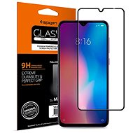 Spigen Glass FC HD Black Xiaomi Mi 9