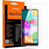 Spigen Neo Flex 2 pack Samsung Galaxy A41 - Ochranná fólie