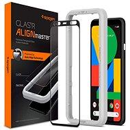 Spigen AlignMaster Glass FC Google Pixel 4 XL - Ochranné sklo