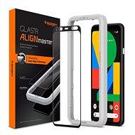 Spigen AlignMaster Glass FC Google Pixel 4 - Ochranné sklo