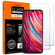 Spigen Glas.tR SLIM 2 pack Xiaomi Redmi Note 8 Pro