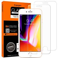 Spigen Glas.tR SLIM 2 Pack iPhone 8/7