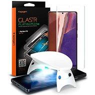Spigen tR Platinum Glass Samsung Galaxy Note20 - Ochranné sklo