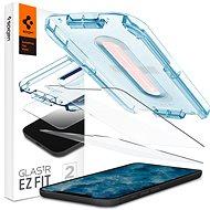 Spigen Glas tR EZ Fit 2P iPhone 12/iPhone 12 Pro - Ochranné sklo