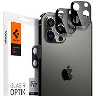 Spigen Glas tR Optik Lens 2P iPhone 12 Pro Max - Ochranné sklo