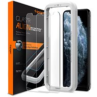 Spigen Align Glas.tR 2 Pack iPhone 10 Pro Max/XS Max - Glass protector