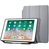 "Spigen Smart Fold 2 Gray iPad 9.7"" 2017/2018"
