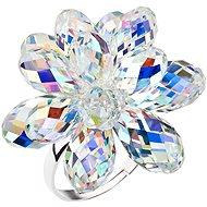 EVOLUTION GROUP 35023.2 dekorováno krystaly Swarovski® (Ag925/1000, 1,3 g) - Prsten