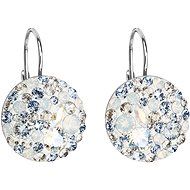 EVOLUTION GROUP 31183.3 lt. Sapphire with Swarovski® Crystals (Ag925/1000, 3g) - Earrings
