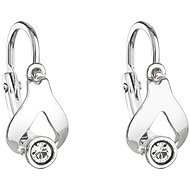 EVOLUTION GROUP 31198.1 Children's Crystal with Swarovski® Crystals (Ag925/1000, 1,1g) - Earrings