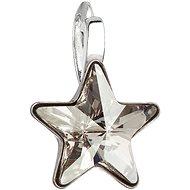 EVOLUTION GROUP 34226.5 silver shade s krystaly Swarovski® (Ag925/1000, 1 g) - Přívěsek