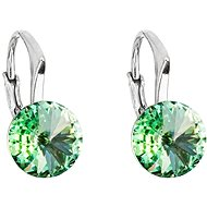 EVOLUTION GROUP 31229.3 chrysolite decorated with Swarovski® crystals (Ag 925/1000, 1.6 g)