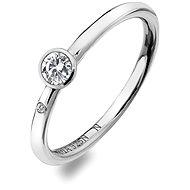Prsten HOT DIAMONDS Willow DR206/P (Ag 925/1000, 2,00 g), vel. 56 - Prsten