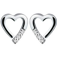 HOT DIAMONDS Just Add Love DE110 (Ag 925/1000, 1.40g) - Earrings
