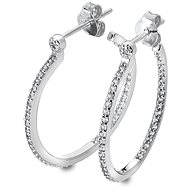 HOT DIAMONDS Hoops DE623 (Ag 925/1000, 3,16g) - Earrings
