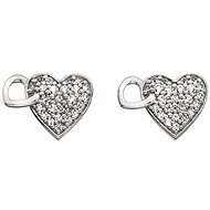 HOT DIAMONDS Flora DE607 (Ag 925/1000, 1,41g) - Earrings