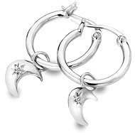 HOT DIAMONDS Hoops DE629 (Ag 925/1000, 2,42g) - Earrings