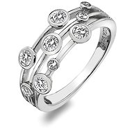 HOT DIAMONDS Willow DR207/R (Ag 925/1000, 3,50g), size 58 - Ring