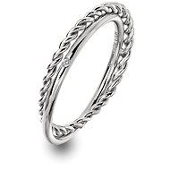 Prsten HOT DIAMONDS Jasmine DR210/O (Ag 925/1000, 2,00 g), vel. 55 - Prsten