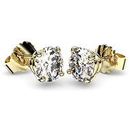 Dolcze Zora 1ct 321056 (Au585 / 1000, 2.2g) - Earrings