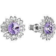 EVOLUTION GROUP 51042.3 violet with Swarovski® crystals