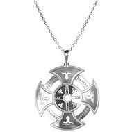 PRAQIA Men's  Oxull KO5004_MO060_50 (Ag925/1000, 8.08g) - Necklace