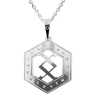 PRAQIA Men's Happ KO5203_MO060_50 (Ag925/1000, 5,85g) - Necklace