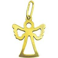 PRAQIA Andělíček PA7006 (Zlato 585/1000, 0,20 g) - Přívěsek