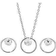 JSB Bijoux Souprava Kruh rivoli s křišťálovými kameny Swarovski® 61001423cr