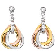 HOT DIAMONDS Trio DE645 (Ag 925/1000, 5,39g) - Earrings