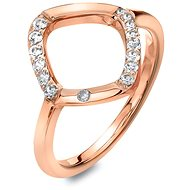 HOT DIAMONDS Behold DR218/Q (Ag 925/1000, 3,73g), size 57 - Ring