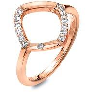 HOT DIAMONDS Behold DR218/R (Ag 925/1000, 3,73 g), vel. 58 - Prsten