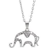 JSB Bijoux Elephant with Swarovski Crystals 92300360cr (Ag925 / 1000, 2.77g)