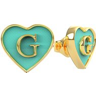 GUESS GOLDEN HOUR UBE70254 - Náušnice