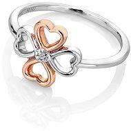 HOT DIAMONDS Lucky in Love DR216/K (Ag925/1000, 2,58 g)