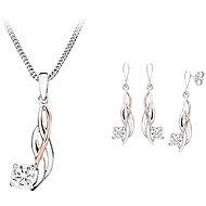 SILVER CAT SSC453454 (Ag925/1000; 6,36 g) - Dárková sada šperků