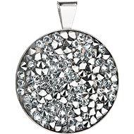 EVOLUTION GROUP Calvsi přívěsek dekorovaný krystaly Swarovski 34157.5 (925/1000; 1,6 g) - Přívěsek