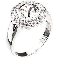 EVOLUTION GROUP Prsten dekorovaný krystaly Swarovski Krystal 35026.1(925/1000; 4,8 g) vel. 56 - Prsten