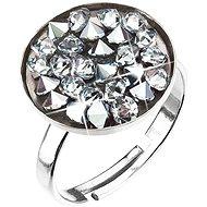 EVOLUTION GROUP Calvsi prsten vyrobený s krystaly Swarovski® 35033.5 - Prsten