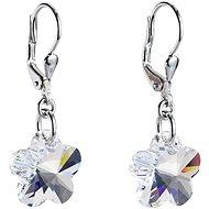 EVOLUTION GROUP Krystal náušnice vyrobené s krystaly Swarovski® 31010.1 - Náušnice