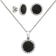 SILVER CAT SSC143144 (925/1000, 5.64g) - Jewellery Gift Set
