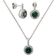 SILVER CAT SSC164165 (925/1000; 7,10 g) - Dárková sada šperků