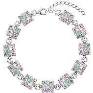 EVOLUTION GROUP 33047.3 Sakura Bracelet Decorated Swarovski Crystals - Bracelet