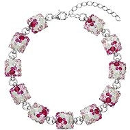 EVOLUTION GROUP 33047.3 sweet love bracelet decorated with Swarovski crystals - Bracelet