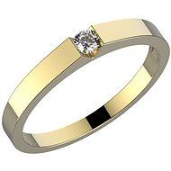 LINGER Sicílie ZP030 vel.57 (585/1000; Váha 1,68g ) - Prsten